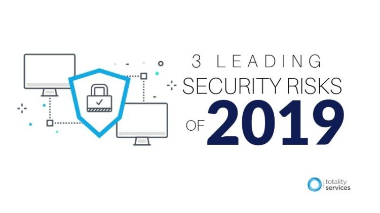 3 Leading Security Risks Of 2019