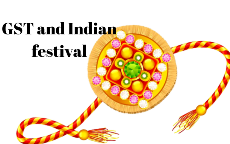 Some Important facts on GST and Indian festivals