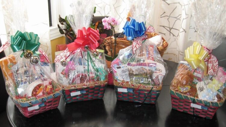 Hampers Make Beautiful Gifts For Christmas