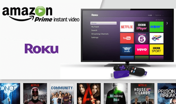 Roku amazon prime – Every little information