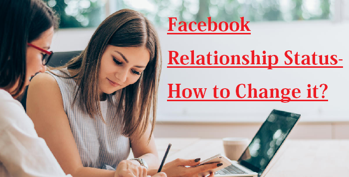 Facebook Relationship Status- How to Change it?
