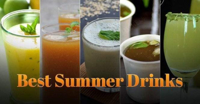 Best Summer Drinks To Beat The Heat