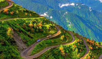 Enjoy the amazing Silk Route Destination with Bengal Tour Plan