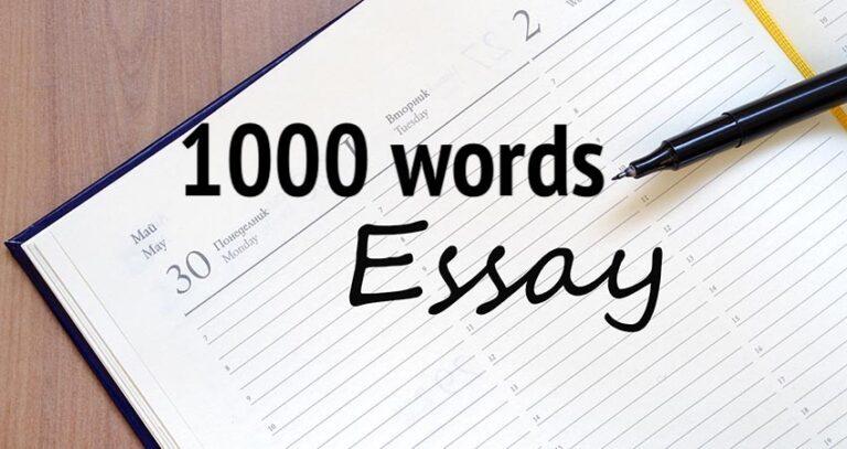 Errors in Essay Writing
