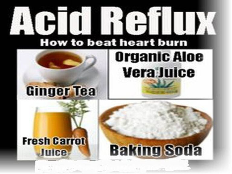 14 Popular Acid Reflux Cures You Can Try Today
