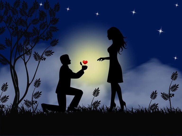 20 Unique and romantic marriage proposal ways