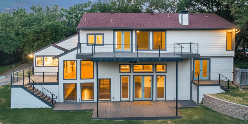 Redesign properties